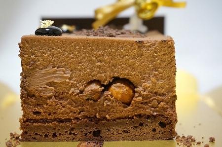 パティスリールシェルシェ チョコレートアントルメ