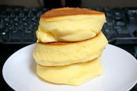 ふわふわパンケーキ