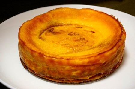 チョコマーブルベイクドチーズケーキ