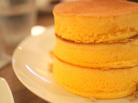幻のスフレパンケーキ