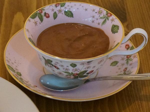 チョコレートポタージュ
