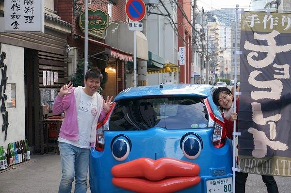 東京FM ホンダスマイルミッション 取材