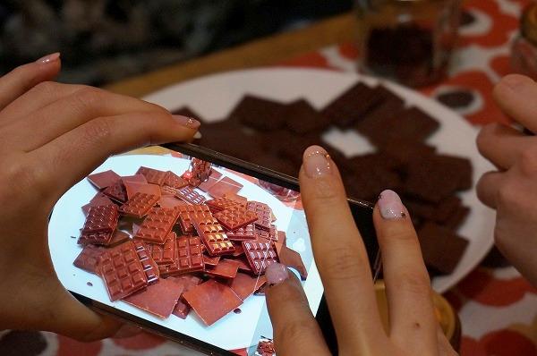 カカオから手作りチョコレート作り テレビ(おはよう朝日です)収録あり