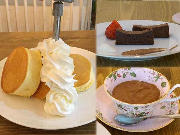 【リターン】チョコレート研究所メニュー堪能セット