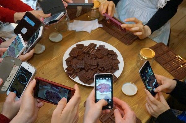 第10回カカオ豆から手作りチョコレートワークショップ